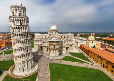 Guided visit to Pisa